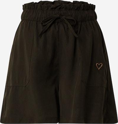 Alife and Kickin Pantalon en noir, Vue avec produit