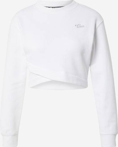 GUESS Sweatshirt 'ESTELLE' in weiß, Produktansicht