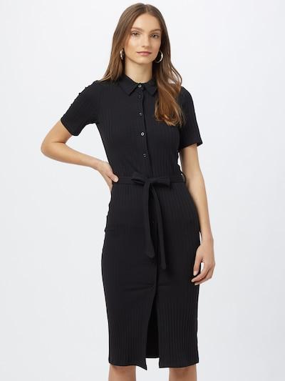 PIECES Kleid 'TIANA' in schwarz, Modelansicht