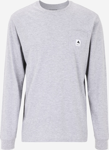 pilka BURTON Marškinėliai 'MB COLFAX LS'