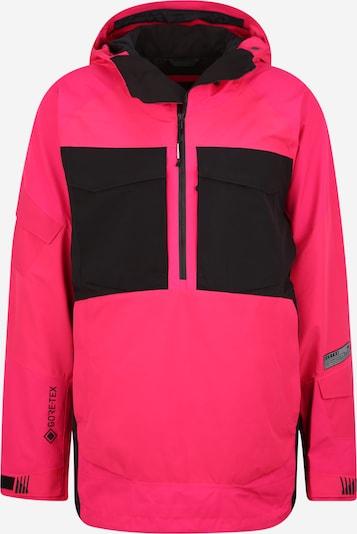 BURTON Snowboardjacke in pink / schwarz, Produktansicht