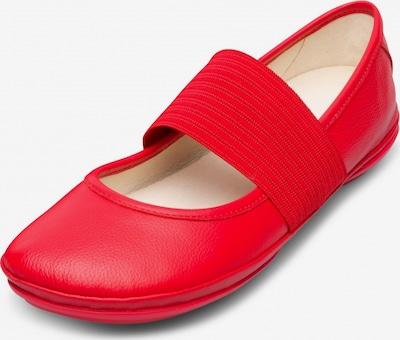 CAMPER Ballerina in rot, Produktansicht