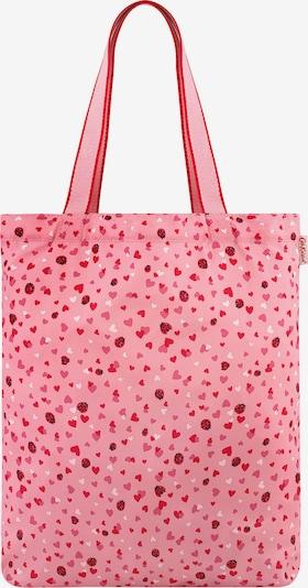 Cath Kidston Shopper in pink / rosa / rot / weiß, Produktansicht