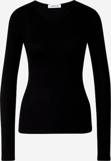EDITED Shirt 'Grace' in schwarz, Produktansicht