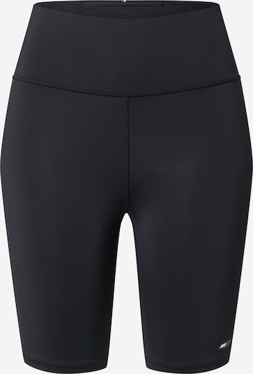 Pantaloni sport Tommy Sport pe negru, Vizualizare produs