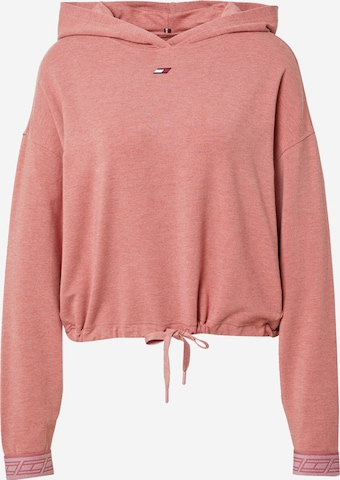 Tommy Sport Athletic Sweatshirt in Red