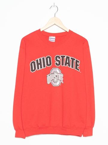 Hanes Sweatshirt in S-M in Rot