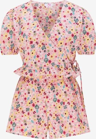 MYMO Pantsuit in Yellow / Jade / Pink / Raspberry / White, Item view