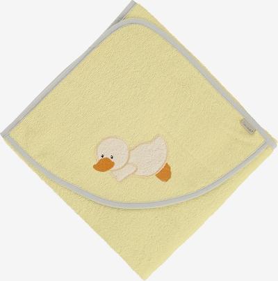 STERNTALER Handtuch in gelb / orange, Produktansicht