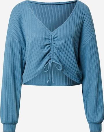 Gilly Hicks Schlafshirt in Blau