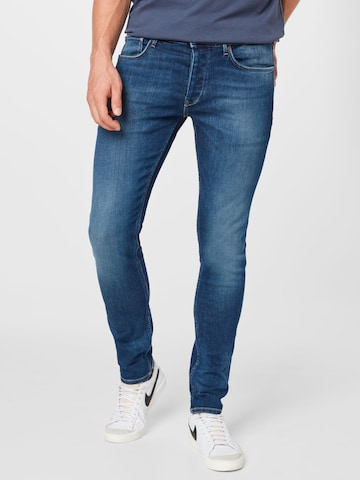 Pepe Jeans Jeans 'STANLEY 2020' in Blau