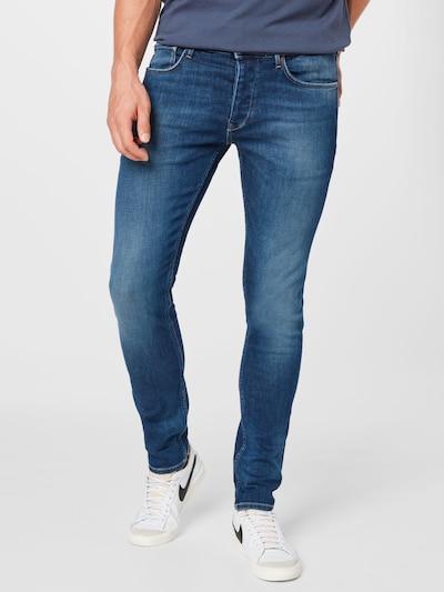 Pepe Jeans Jeans 'STANLEY 2020' in blue denim, Modelansicht