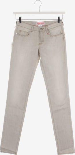 Fiorucci Jeans in 26 in hellgrau, Produktansicht