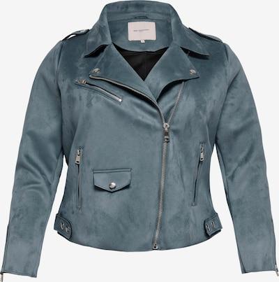 ONLY Carmakoma Prijelazna jakna 'Sherry' u sivkasto plava, Pregled proizvoda