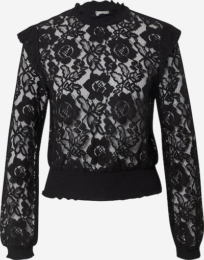 Pimkie Bluse 'Aly' in schwarz, Produktansicht