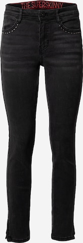 TAIFUN Jeans in Schwarz