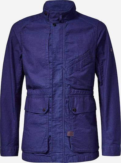 G-Star RAW Tussenjas ' Pocket Field ' in de kleur Donkerblauw, Productweergave