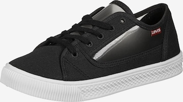 LEVI'S Sneakers 'Malibu' in Black