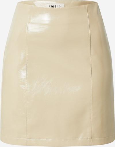 EDITED Nederdel 'Celia' i beige, Produktvisning