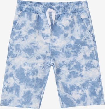 DeFacto Shorts in Blau