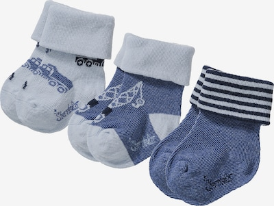 STERNTALER Socken in navy / azur, Produktansicht
