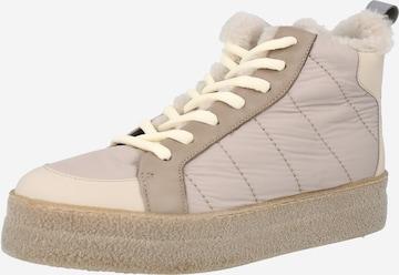 smėlio Donna Carolina Sniego batai