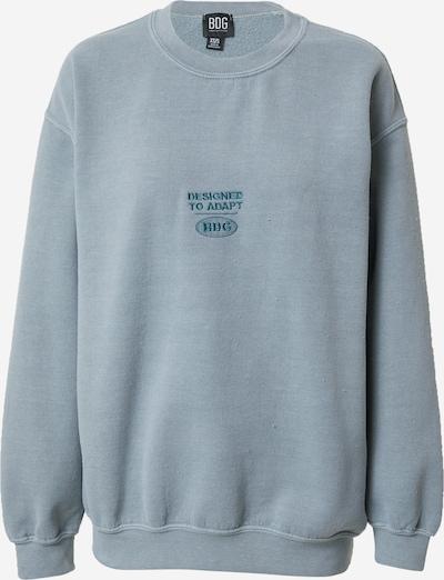 BDG Urban Outfitters Sweatshirt 'SPHERE' in de kleur Marine / Smoky blue, Productweergave