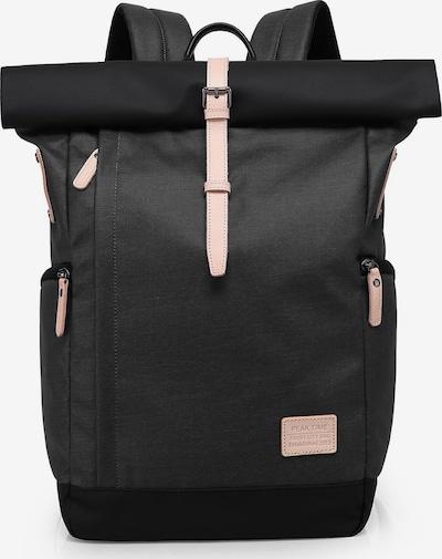 Peak Time Rucksack in schwarz, Produktansicht