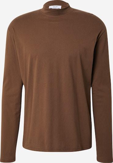 DAN FOX APPAREL Shirt 'Peer' in Brown, Item view