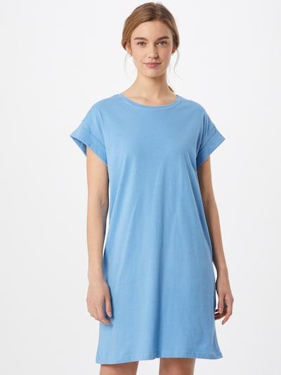 MOSS COPENHAGEN Kleid 'Alvidera' in hellblau, Modelansicht