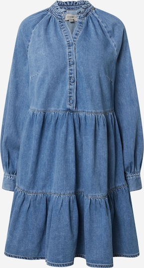 Rochie tip bluză 'DICAPRIO' NEW LOOK pe albastru denim, Vizualizare produs