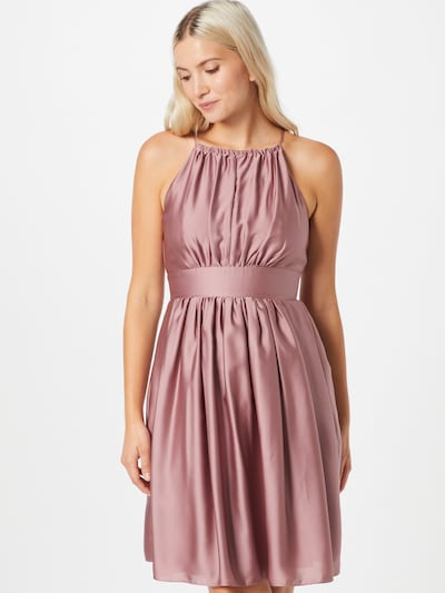 SWING Cocktail Dress in Orchid, View model