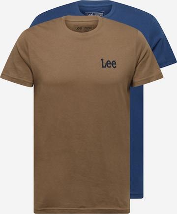 Lee T-Shirt in Grün