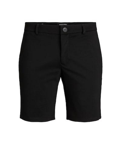 JACK & JONES Chino kalhoty 'Phil' - černá, Model/ka