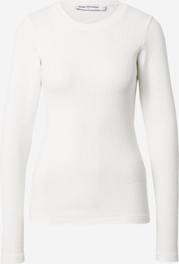 Kings Of Indigo Shirt 'NITABE' in weiß, Produktansicht