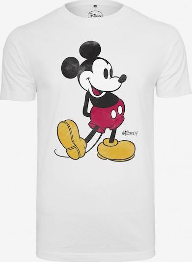 Mister Tee Shirt 'Mickey Mouse' in weiß, Produktansicht