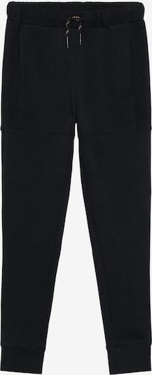 MANGO KIDS Hose 'LEWIS8' in schwarz, Produktansicht