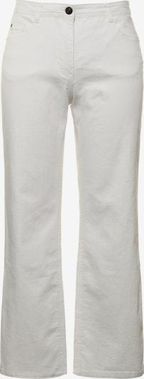 Ulla Popken Hose in weiß, Produktansicht