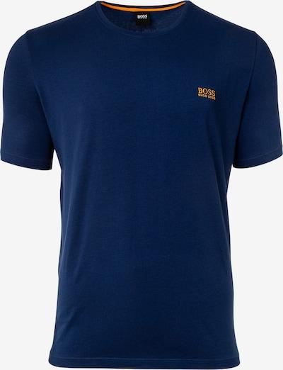 BOSS Casual Shirt in de kleur Donkerblauw, Productweergave