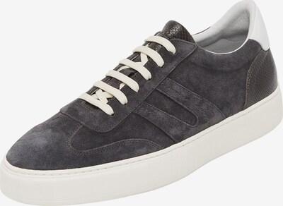 Van Lier Sneaker 'Bond' in grau, Produktansicht