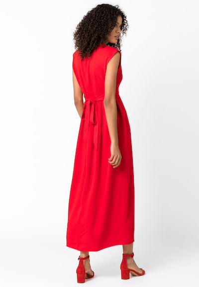 HALLHUBER Maxikleid in rot | ABOUT YOU