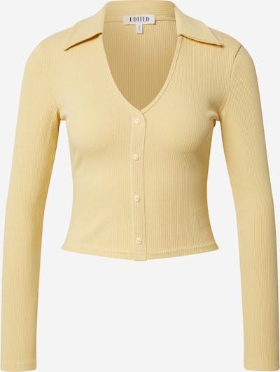 EDITED Shirt 'Julieta' in gelb, Produktansicht