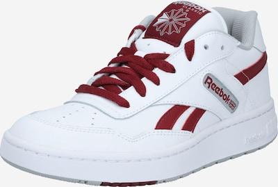 bordó / fehér Reebok Classic Rövid szárú edzőcipők, Termék nézet