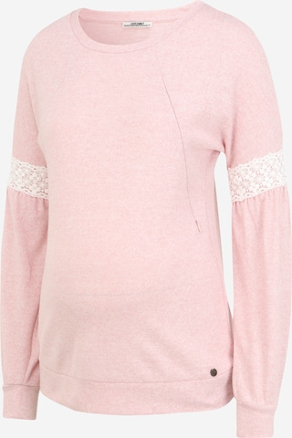 LOVE2WAIT Sweatshirt in Pink