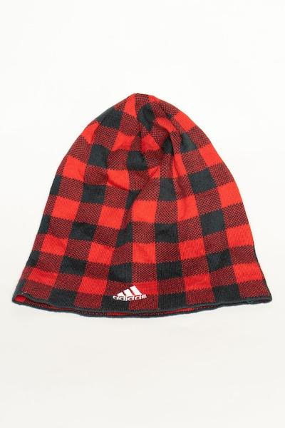 ADIDAS Mütze in XXL in rot, Produktansicht