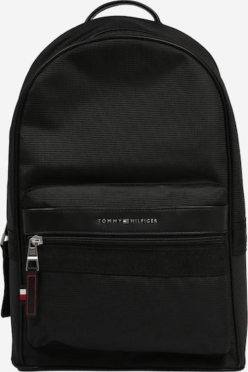 TOMMY HILFIGER Reppu värissä musta / valkoinen, Tuotenäkymä