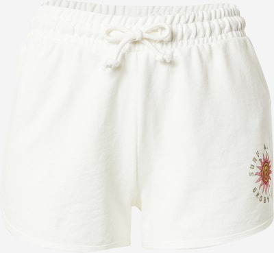 BILLABONG Pantalon de sport en rouge / noir / blanc, Vue avec produit