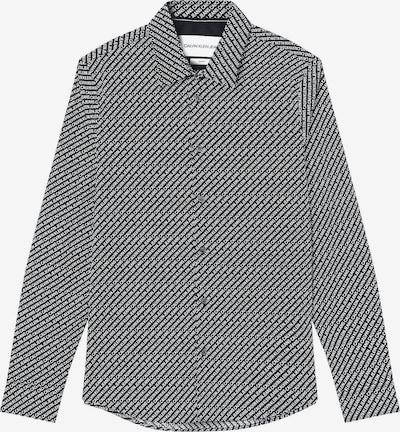 fekete / fehér Calvin Klein Jeans Ing, Termék nézet