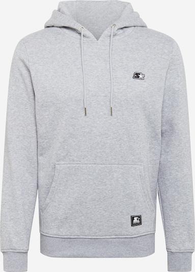Starter Black Label Sweatshirt in Light grey / Black / White, Item view