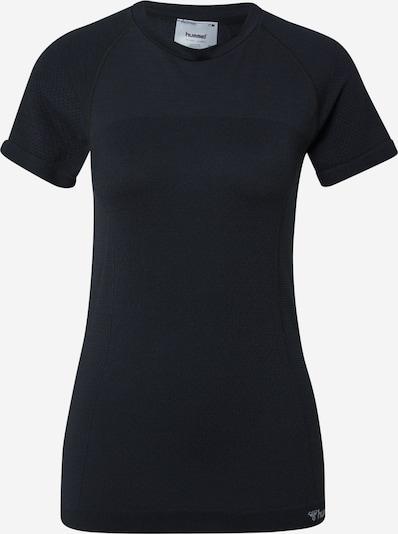 Hummel T-Shirt in anthrazit, Produktansicht